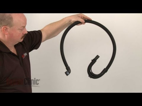 Drain Hose - Whirlpool Washer: Top Loading