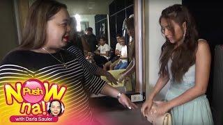 Push Now Na: Kathryn Bernardo Bag Raid