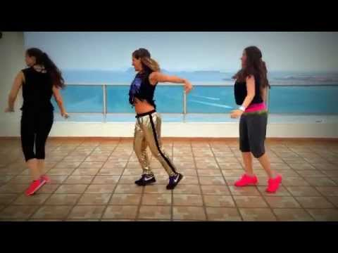 Zumba with Sahlomit Salo - Adrenalina by  Ricky Martin,Jennifer Lopez,Wisin
