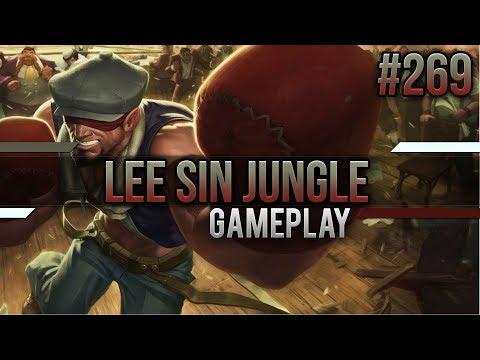Lee Sin ( Jungle ): Konzentration #269 [Lets Play] [League of Legends] [German / Deutsch]