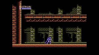 Stage 1 Music Batman 1989 Famicom