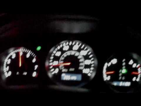 Lexus ES330 acceleration 0-60 mph Video
