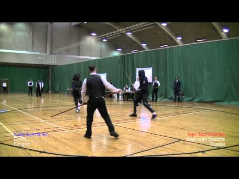Helsinki Longsword Open 2016 - Men's pool 5
