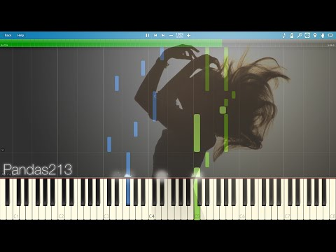 [Synthesia] 줄라이 [July] - Follow The Wind