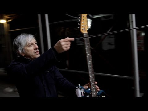 Lee Ranaldo - 'Angles' video