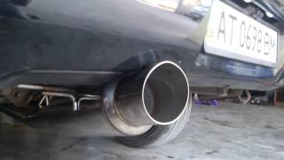 Subaru WRX Invidia N1 Exhaust & Perrin cold intake first startup