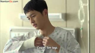 Descendants of the sun ep 14 funny cut - sub indo