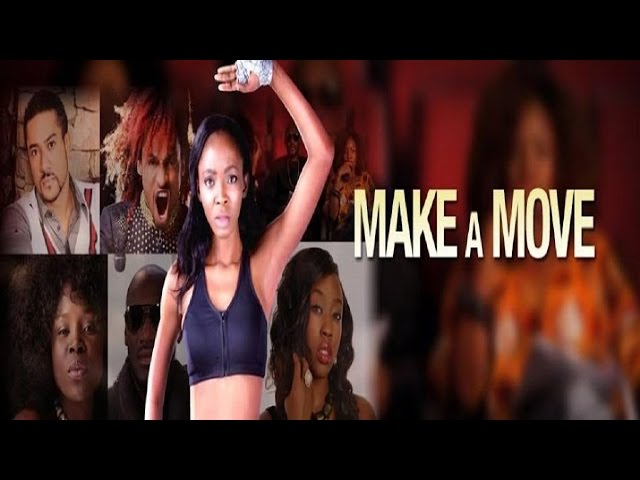 Make A Move [Trailer] Coming This Thursday LIVE On iROKOtv.com