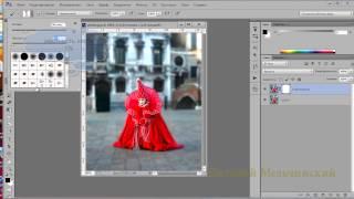 11 уроки photoshop cs 5 карта градиента