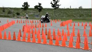 Police Motorcycle Challenge