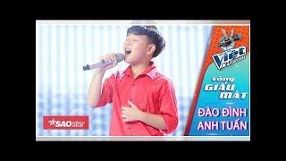 Đào Đình Anh Tuấn: Chàng trai nhỏ khiến bộ sậu HLV The Voice Kids '3 lần 4 lượt' tranh nhau không...