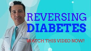 Best Diabetes Treatment - Doctor explains how to beat DIABETES