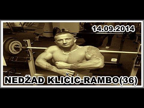 UBISTVO NEDŽAD KLIČIĆ-RAMBO(36) 14.09.2014