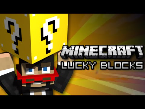 Minecraft: MEGA HIGH STAKES LUCKY BLOCKS MOD RACE 2.0