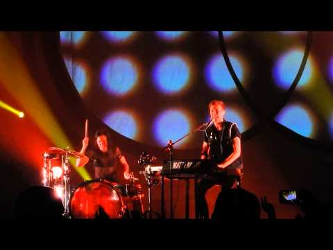 Matt & Kim - Daylight (Live in Houston, TX)