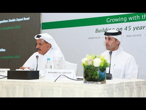 Al Habtoor Group unveils three new mega projects in Dubai