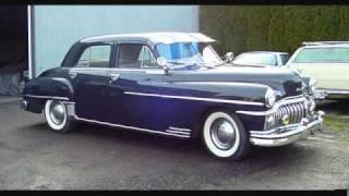 1950 Desoto Custom Deluxe - 69K Miles - SOLD!