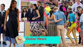 Meghan frankly says about her pregnancy, while Harry hailed because Duchess pregnant Twins