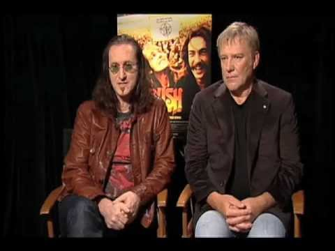 Geddy Lee And Alex Lifeson Interview For Beyond The Lighted Stage