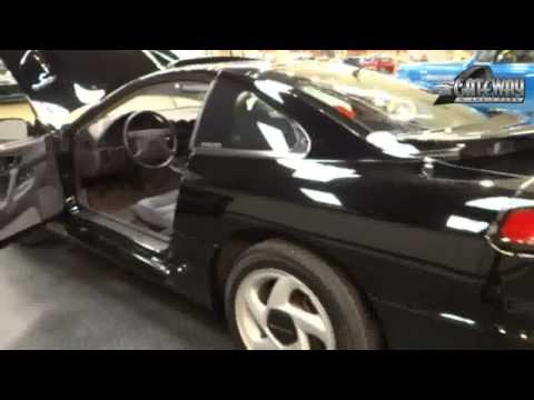1991 Dodge Stealth R/T for sale at Gateway Classic Cars in St. Louis,
