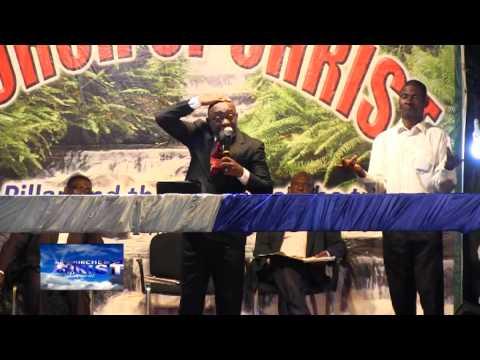 Man's greaters problem, Preacher Martin Oppong, Church of Christ,Ghana 8 10 2015