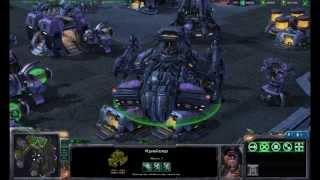 Starcraft 2 смешная озвучка