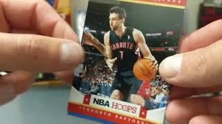 Basketball Card Break!!! 2018 Full Court Press Walmart repack box!! Kyrie RC!!