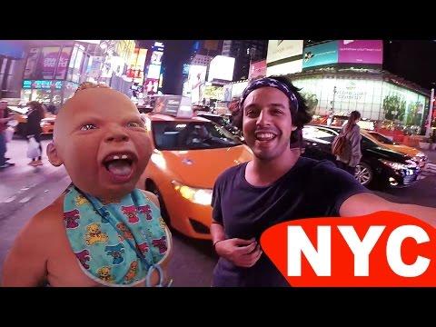 Yassine f'New York City m3a HIT RADIO
