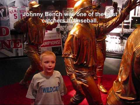 Derek America 04 :: Reds Hall Of Fame!!!