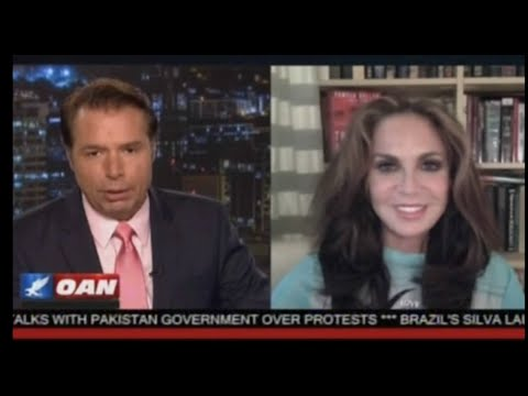 Pamela Geller on The Rick Amato Show, One America News, Discussing the Islamic State beheading