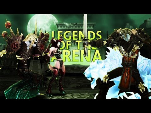 Swifty Legends of the Arena - Cobrak vs. Xuen