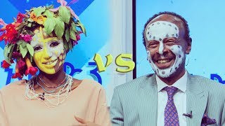 Asfaw meshesha and Racquel Alemayehu Who are they? Ebs tv Shows