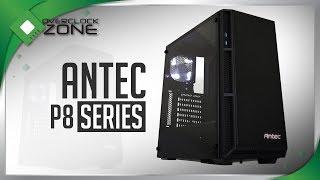 Antec P8 Time-lapse Build