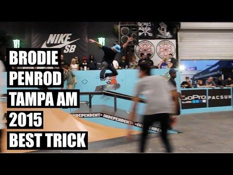 brodie penrod tampa am 2015 best trick