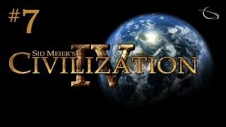 """Let's Play Civilization 4 [Civ 4: Part 7] - """"A Change of Plans"""""""