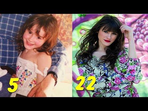 Soy Luna | Katja Martínez | Trasformazioni da 1 a 22 anni!