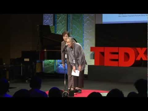 Yoshi Tabata at TEDxSendai (English)