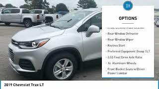 2019 Chevrolet Trax 2019 Chevrolet Trax LT FOR SALE in Cullman, AL 19-1050