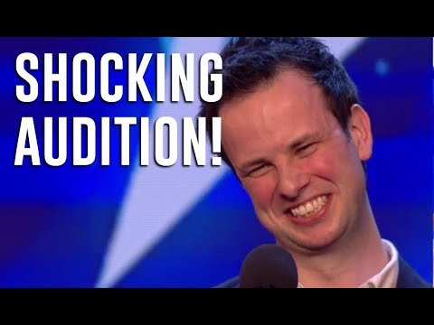 Ronan Busfield: The Judges Didn't See THIS Coming! | Britain's Got Talent 2018