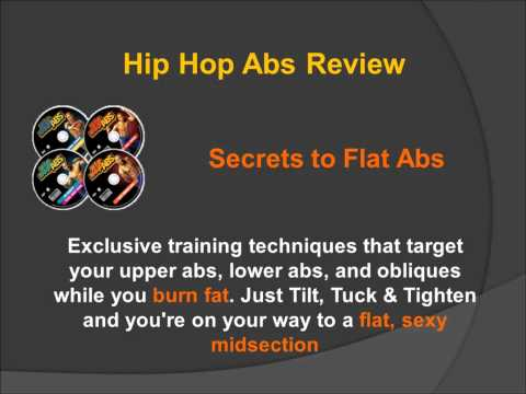 Hip Hop Abs Reviews -- Abs Workouts For Women And Men
