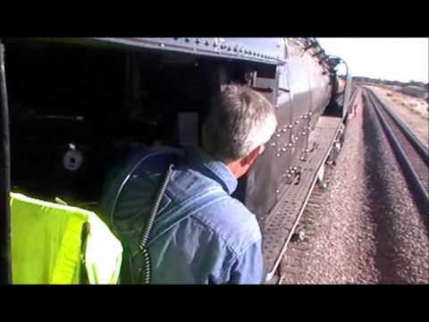 Union Pacific 844 Cab Ride From Walsenburg, CO to Pueblo, CO Part 3