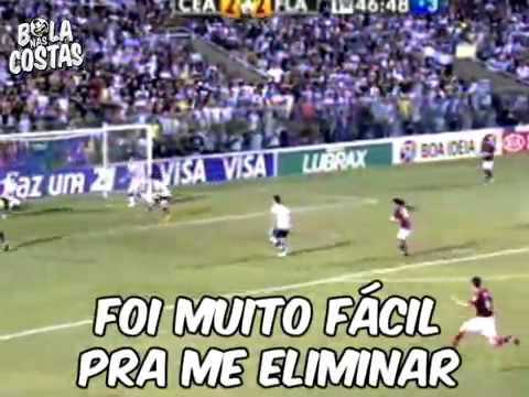 CEARÁ SPORTING CLUB   elimina flamerda da copa do Brasil 2011