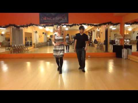 February 2014   Level 2 Lindy Hop Week 1