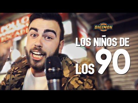 LOS NIÑOS DE LOS 90