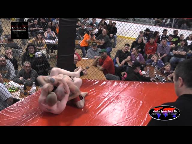 Exiled MMA Fight # 7