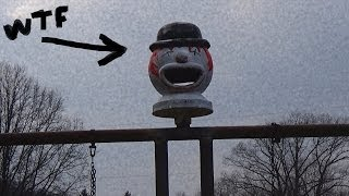 Creepiest Playground In America top 10 most frightening
