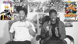 Showing You Guys Our First MANGA/ANIME!