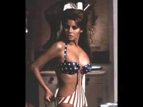Best Of Raquel Welch Part I - Fan Video