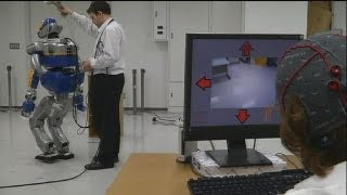 Mind-controlled robot moves closer to reality - hitech