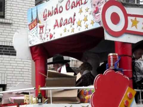 Guido Cantz beim Karnevalszug 2010 in Köln-Porz-Wahn